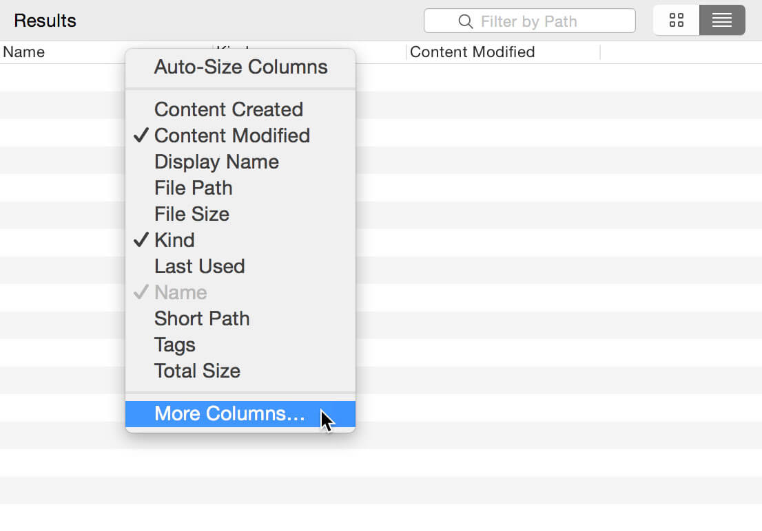 HoudahSpot — Powerful File Search Tool for Mac